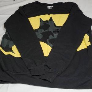 Girls sweater batman